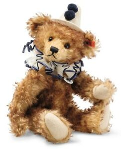 Steiff 1926 Replica Teddy Clown limited edition bear - 403392 - BNIB