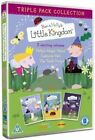 Ben & Holly's Little Kingdom Vol 1 2 3 DVD Magic Gaston's Visit Tooth Fairy and