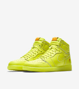 lime cassé neuf 1 Haut 9 High blanc Og Retro Air 5 us Nike Jordan 43 FzRwRqB06