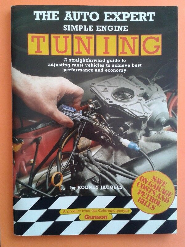 The Auto Expert - Simple Engine - Tuning - Rodney Jacques.