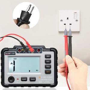LCD-Backlight-VC60B-Digital-Insulation-Resistance-Tester-Megger-Multimeter