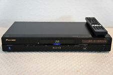 PIONEER ELITE BDP-43FD BLU-RAY DISC PLAYER WITH REMOTE CONTROL