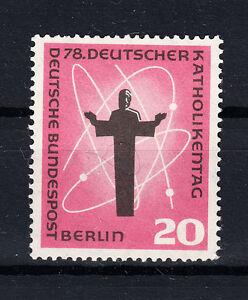 Berlin (West) Briefmarken 1958 Katholikentag Mi.Nr.180 ** postfrisch - Forst, Deutschland - Berlin (West) Briefmarken 1958 Katholikentag Mi.Nr.180 ** postfrisch - Forst, Deutschland
