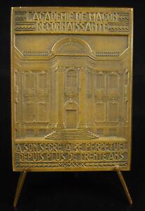 Medal-Armand-Dureault-Faceplate-Academy-Macon-Association-Martial-Arts-1929