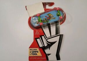Tech-Deck-Bart-Simpson-Santa-Cruz-Fingerboard-Mini-Skateboard-hard-to-find