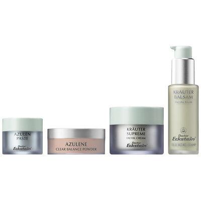 Acne & Blemish Treatments Skin Care Eckstein 130 Ml Consumers First Azulen & Kräuter Set Biokosmetik Für Unreine Fettige Haut Dr