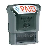 Trodat Printy PAID Self inking Rubber Stamp