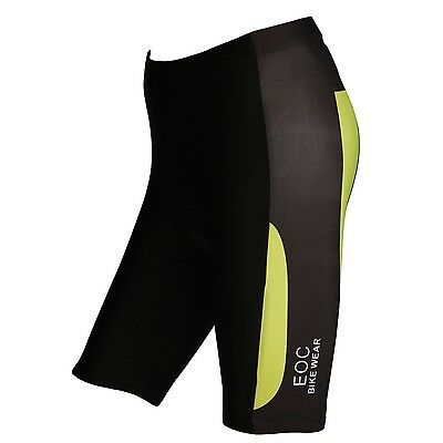 Women's Professiona Cycling Padded Shorts Bike Half Pants Bicycle Tight 3 Color