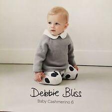 Debbie Bliss - Baby Cashmerino Book 6 - Pattern Book