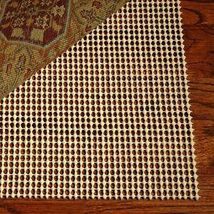 Area Rug Pad 7x10 7 X 10 Non Skid Slip Underlay Nonslip