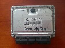 VW POLO  ECU 1.9 SDI 64 ASX 038906012CT  0281010377  IMMO OFF