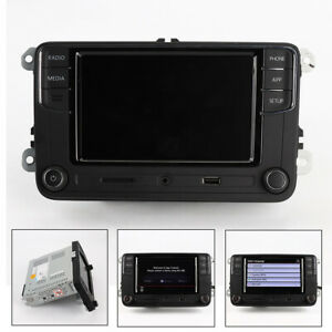 original noname android auto carplay new rcd330 plus stereo 6rd 035 187 b for vw ebay. Black Bedroom Furniture Sets. Home Design Ideas