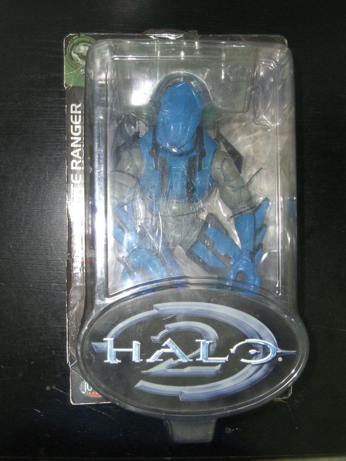 JOYRIDE Halo 2 Action Figure Series 4 Elite Ranger MOC