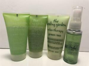 The-Healing-Garden-Relax-Therapy-Green-Tea-4-Piece-Travel-Set-Body-Mist-Lotion