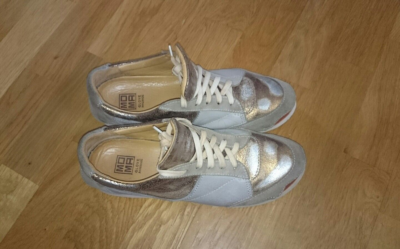 MOMA scarpe da ginnastica (2mal scarpe basse Tg 40 (2mal ginnastica GETR.) in pelle 45e3d2