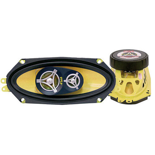 """Pyle PLG41.3 4/""""x10/"""" Triaxial Speaker Pair"""