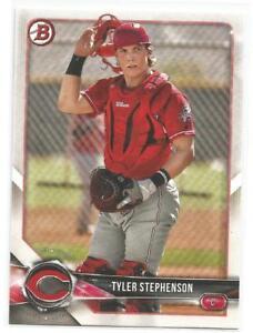 Tyler-Stephenson-Cincinnati-Reds-2018-Bowman-Baseball-Prospects-Card
