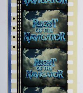 Flight of the Navigator, 35mm Film Trailer, 1986, Joey Cramer