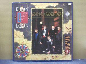 DURAN-DURAN-Seven-And-The-Ragged-Tiger-LP-33-GIRI-EX-NM