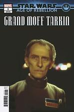 Star Wars Age of Rebellion Grand Moff Tarkin #1 Marvel Comic 1st Print 2019 NM