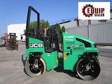 2014 Jcb Vmt260 Asphalt Vibratory Roller Compactor 47 In Drum Diesel Low Hours