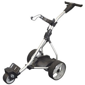 Electric Golf Trolley From Pro Rider, Inc.36 Hole Battery & Charger *NEW MODEL* 5017915500018