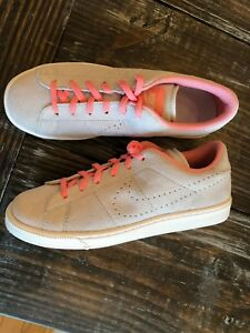 buy online c0e3c 45108 Image is loading Nike-Tennis-Classic-Premium-GS-834151-001-Youth-