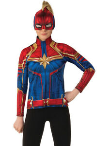 Women S Captain Marvel Hero Suit Shirt Costume Xs 0 2 Ebay The best selection of gifts, clothing, toys and more! details about women s captain marvel hero suit shirt costume xs 0 2