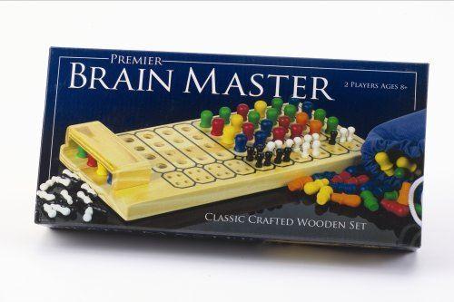 Paul Lamond Game - Wooden Brain Master