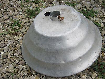 Umbrella Stand Used Vintage Aluminum Metal Patio Umbrella