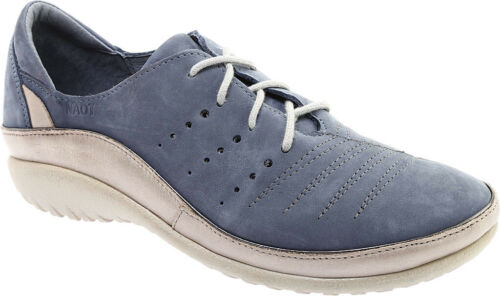 Details about  /NOAT Kumara Lace-up Shoes in Feathery Blue//Stardust Nubuck//Leather Women/'s