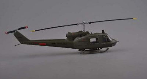 Die-cast EASY MODEL 1//48 n° 39319 Hélicoptère BELL UH-1C US ARMY