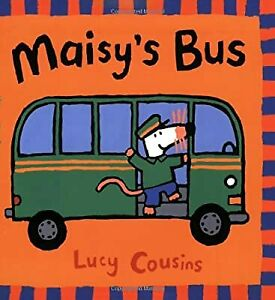 Maisys Bus, Cousins, Lucy, Used; Good Book