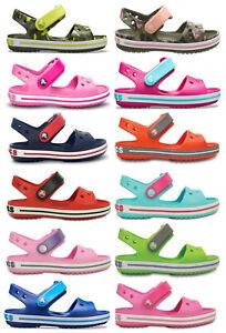 CROCS-CROCBAND-SANDAL-KIDS-scarpe-bambino-bambina-sandali-ciabatte-infradito