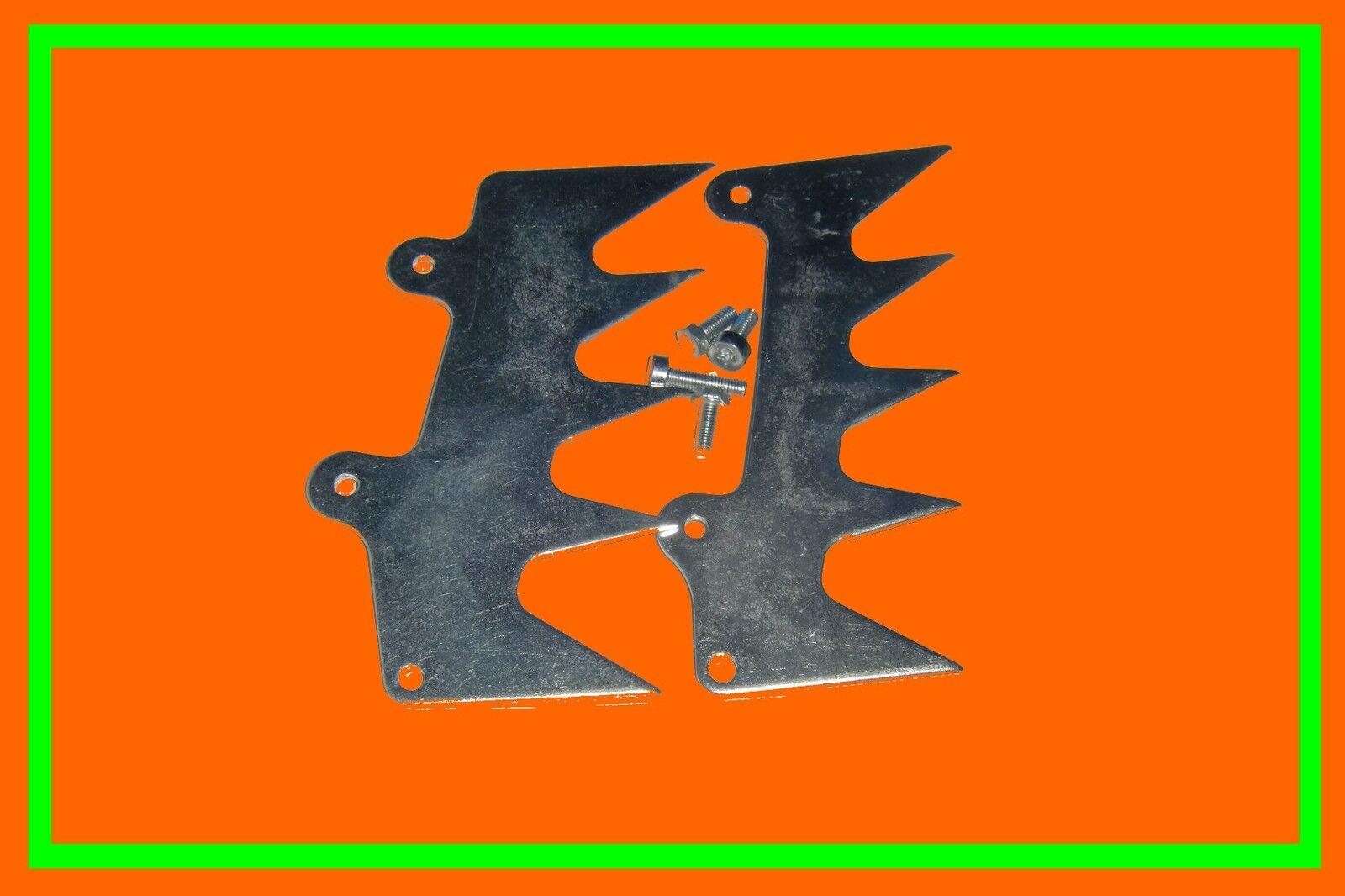 Zackenleiste Bumper spike am Seitendeckel für Stihl 066 MS660 MS 660