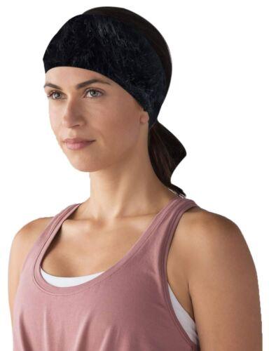New Ladies Women Faux Fur Plain Hair Headband Headwrap Ear Warmer Girl Winter