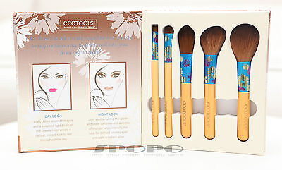 Ecotools Fresh & Flawless 5 Piece Complexion Set Earth-friendly Beauty #1253F