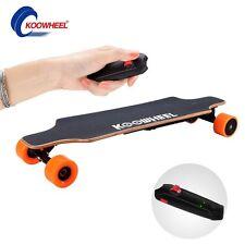 KOOWHEEL D3M e-Skateboard / Longboard orange | 2017 updated version, 5500mAh NEU