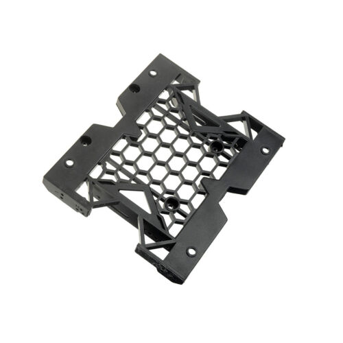 """5.25/"""" to 3.5/"""" 2.5/"""" SSD Hard Drive Adapter TRAY with Screws can mount Fan NEW"""