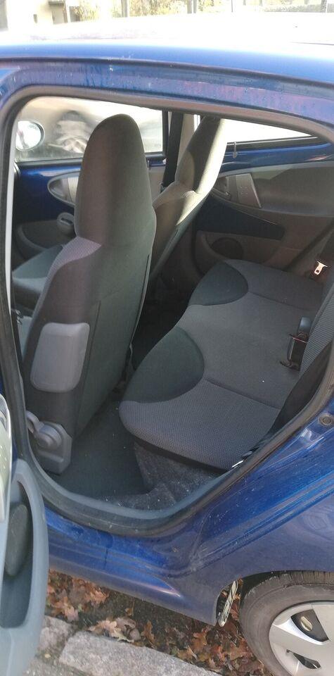 Toyota Aygo, 1,0, Benzin