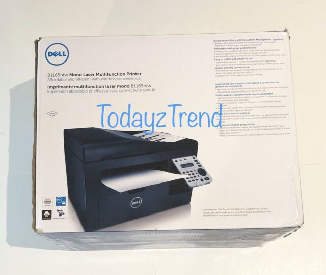 DRIVERS DELL B1165NFW