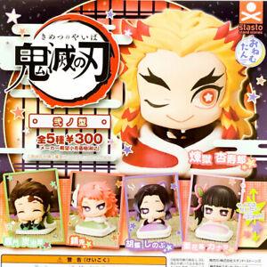 SHINJURO RENGOKU Demon Slayer Onemutan Mini Figure Vol 2 by Stasto Japan NEW