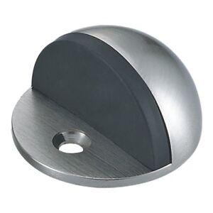 Stainless Steel Half Moon Dome Floor Mounted Door Stop