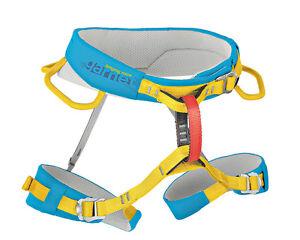 2 Sizes Singing Rock ARA Children/'s Climbing Sit Harness Kids Adjust Gym Sport