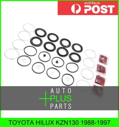 Fits TOYOTA HILUX KZN130 Brake Caliper Cylinder Piston Seal Repair Kit