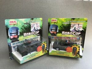 Lot (2) Toy Island Orion Robocop The Series Diecast Metal Vehicles
