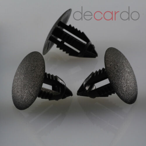 10x Innenverkleidung Stoßfängerclips Befestigungselemente Radlauf für Formteile