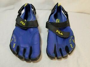 Details about Mens Fila Skele toes water shoes sport adjustable 10