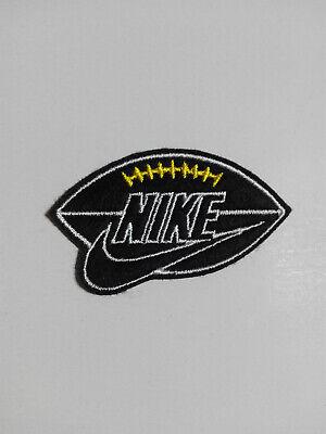 Termoadhesivo estilo Nike 7//5 cm   adorno ropa Parche bordado para PEGAR