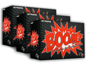 Strata-Boom-Golf-Balls-6-Dozen-White-Mens